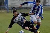 Strakonice otočily zápas s Třeboní a vyhrály 2:1.