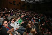 Kino ve Vodňanech aktuálně promítá v 3D Mumii.