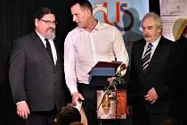 Strakoničtí oceňovali nejúspěšnější sportovce roku 2018 a další osobnosti Strakonicka spojené se sportem.