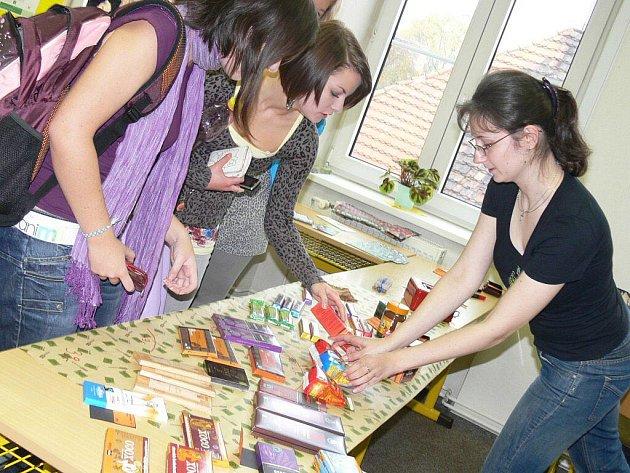Fair Trade ve volyňské škole.