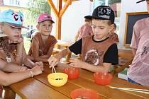 Na příměstských táborech se v Cehnicích vystřídalo kolem stovky dětí.