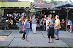 Country Fest v Hošticích.