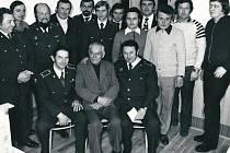 SDH Čejetice.