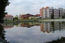 Letní areál Škorna považovali lidé z Vodňan za nejošklivější místo ve městě. Letos by se to mohlo změnit.