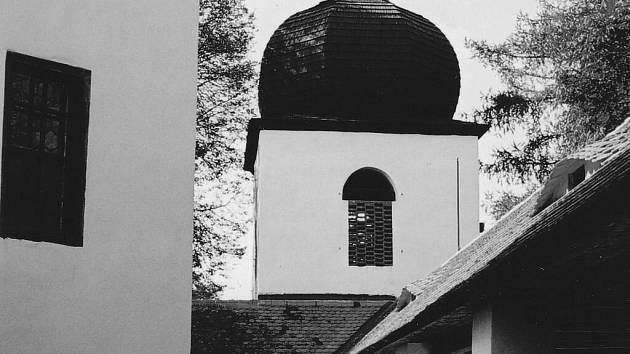 Kostel sv. Anny u Kraselova.