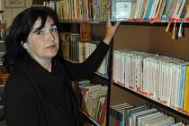 Knihovna v Česticích