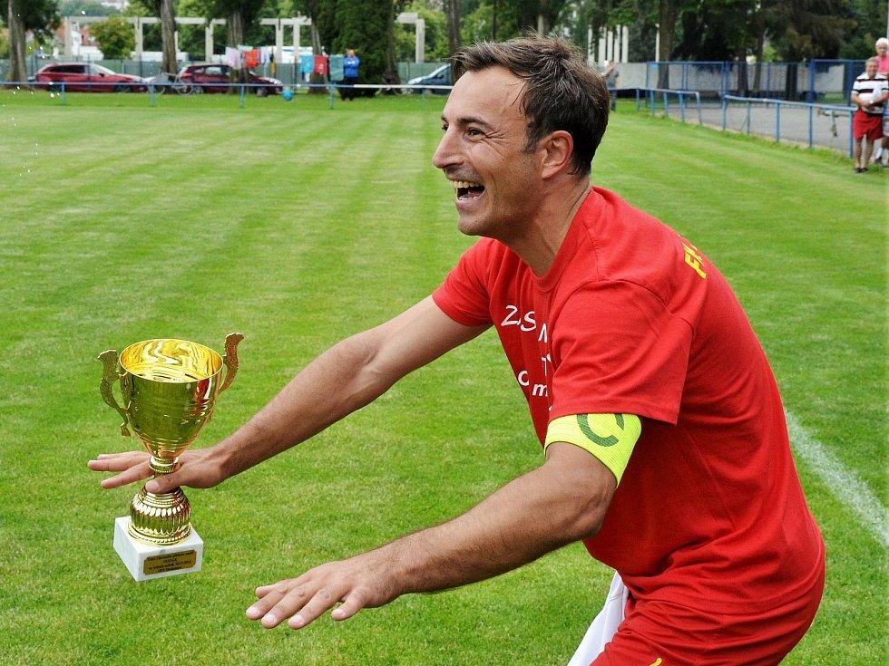 Stanislav Šíp končí ve strakonickém Junioru jako hráč i funkcionář.
