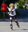 Vytrvalostí závod na kolečkových lyžích odstartuje v sobotu 19. srpna v Krušlově.  Foto: Zdeněk Formánek