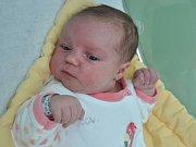 Dominika Srbová, Doubravice, 27.6. 2017 ve 21.02 hodin, 4410g. Malá Dominika  je prvorozená.