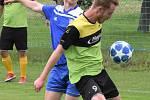 Fotbalová I.B třída: Osek B - Čkyně 1:4.