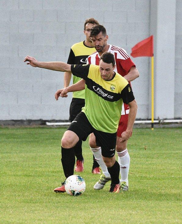 Fotbalisté Oseka mají za sebou velmi dobrou část sezony. Foto: Jan Škrle