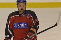 David Ruda je v úvodu sezony nejproduktivnějším hráčem Strakonic.