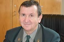 Karel Dubský, ředitel Střední rybářské školy ve Vodňanech