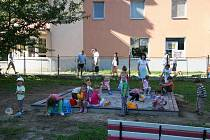 Mateřská škola v ulici Stavbařů ve Strakonicích.