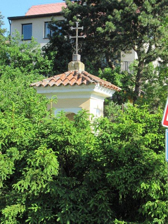 Na další výpravě s fotoaparátem jsem navštívil zajímavou a krásnou obec Skočice.