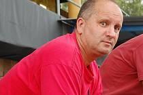 Trenér Martin Červinka.