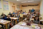 Nový školní rok zahájili slavnostně také na ZŠ T.G.M. v Blatné.