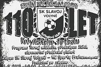 Fotbal ve Volyni slaví 110 let.