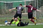 Odborné komise a VV OFS řešily aktuální problematiku fotbalu na Strakonicku. Ilustrační foto.