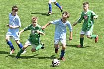 Ve Vodňanech se konal další ročník turnaje přípravek.