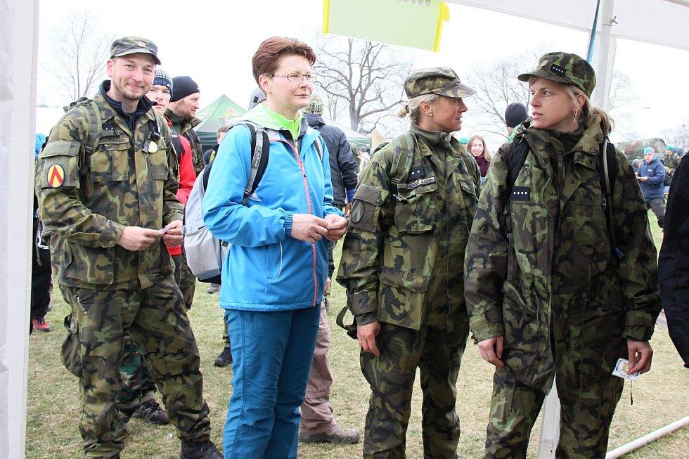 Dálkový pochod Military Death March si za dobu své sedmileté existence získal velkou oblibu mezi vojáky i civilisty.
