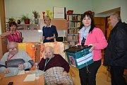 Voliči z Domova sociální péče ve Vodňanech volili hned v pátek 12. ledna v době od 14.30 do 15.30 hodin. Zúčastnilo se 11 voličů.