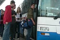 Autobusové spoje zaznamenají změny