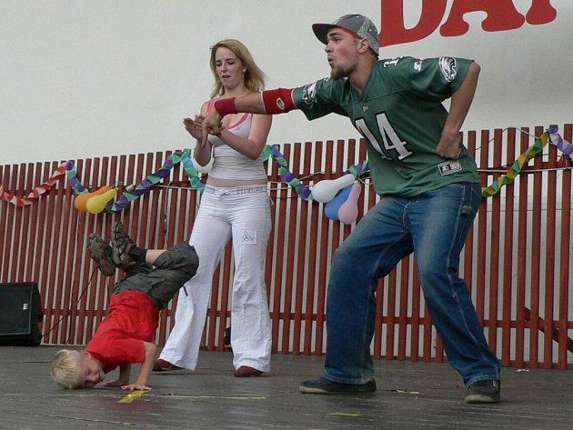 Dance show 2007
