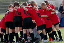 Fotbalové hřiště Na Sídlišti ve Strakonicích hostilo uplynulou neděli turnaj malých fotbalistů E.ON ČR Junior Cup 2009, kterého se zúčastnilo 12 týmů.
