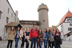 Strakonice - V rámci projektu Edison navštívilo strakonické gymnázium šest studentů ze zahraničí