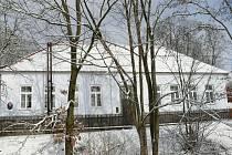 Bývalá škola v Němčicích