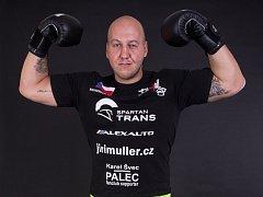 Michal Reissinger se v květnu chystá na mistrovství světa v thajském boxu do Běloruska.