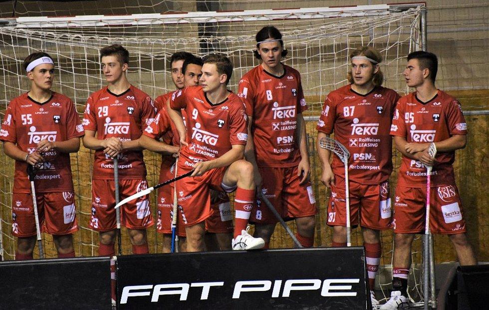 Český pohár ve florbale: FbC Strakonice P.A.- Tatran Střešovice 1:22