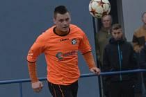 Katovický střelec Pavel Rejšek.