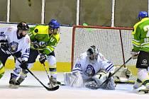 Odstartoval nový ročník hokejových soutěží na Strakonicku.