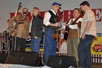 Americká formace The Nashville Bluegrass Band.