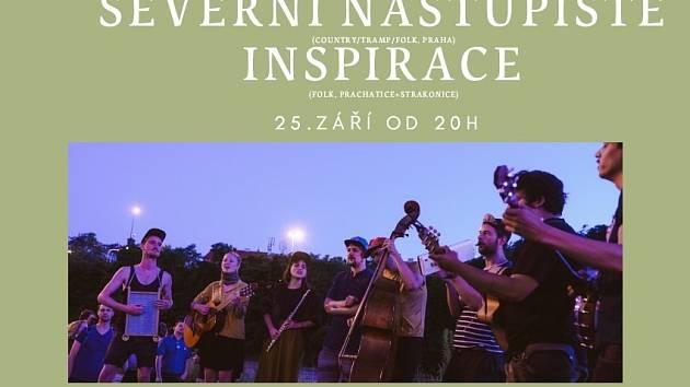 Ve Strakonicích o pouti zahrají i pražská parta Severní nástupiště a kapela Inspirace.