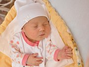 Adelina Kotova, Vimperk, 17.5. 2017 v 10.55 hodin, 3480 g. Pětiletý Erik má malou sestřičku.