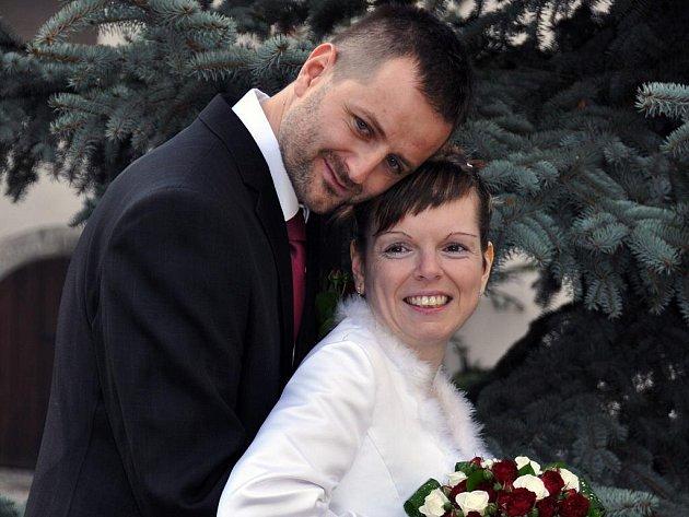 Do společného života vstoupili v sobotu 10. prosince ve Strakonicích Lukáš a Michaela Samkovi.