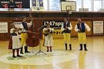 Oslavy ve Strakonicích odstartoval turnaj kategorie U15 a doprovodný program.
