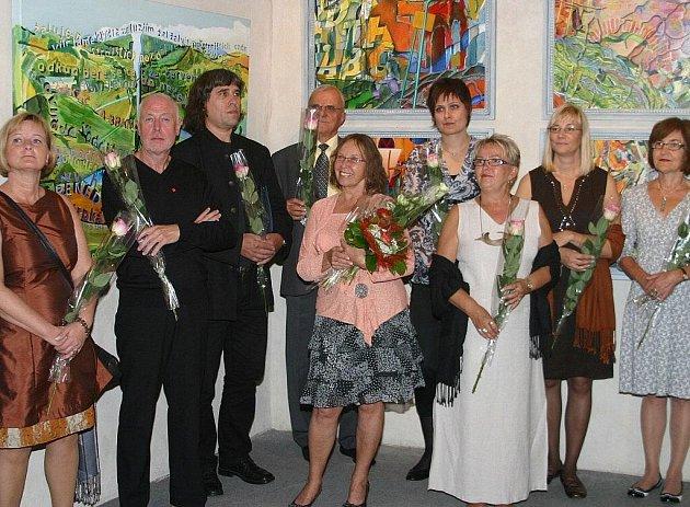 Mezinárodní výtvarná výstava – obrazy, gobelíny, keramika, porcelán, plastiky – renomovaných umělců z Francie, Švédska, Dánska, Německa, Anglie a dalších. Trvá  od 8. září do 31. října 2009.