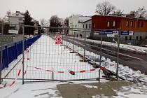 Most v Lidické ulici je již průjezdný
