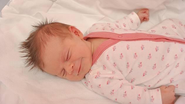 Tereza Bartošová z Týna nad Vltavou. Terezka se narodila 5. 1. 2020 v 9.17 hodin a její porodní váha byla 3 810 gramů. Na sestřičku se doma těšil Martínek (2).