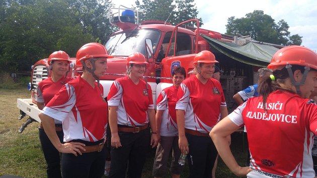 OBRAZEM: V Sudoměři slavili domácí muži