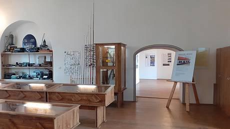 Muzeum v Bavorově.