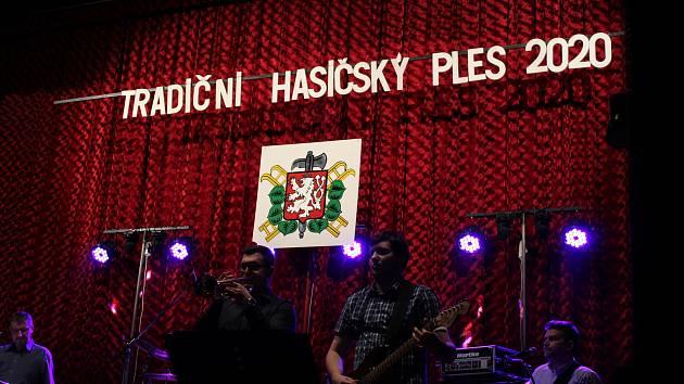 V sobotu 15. února se ve Strakonicích konal Hasičský ples SDH Strakonice I.