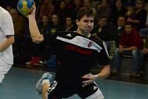 Petr Masák odehrál v Libčicích výborný turnaj a byl vyhlášen jeho nejlepším hráčem.