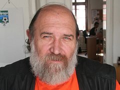 Krajinář Valentin Horba.