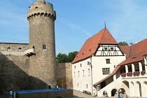 Strakonický hrad.