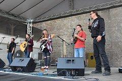Bluegrassový festival Jamboree. Ilustrační foto.